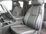 2011 Chevrolet Silverado 1500 LTZ Extended Cab Ebony Interior