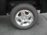 2011 Chevrolet Silverado 1500 LTZ Extended Cab Wheel