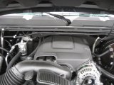 2011 Chevrolet Silverado 1500 LTZ Extended Cab 5.3 Liter Flex-Fuel OHV 16-Valve VVT Vortec V8 Engine