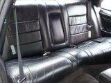1992 Lincoln Mark VII Interiors