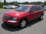2004 Inferno Red Pearl Chrysler Pacifica  #49799578
