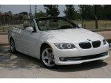 2011 Alpine White BMW 3 Series 335i Convertible #49799404