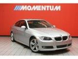 2009 Titanium Silver Metallic BMW 3 Series 335i Coupe #49799407