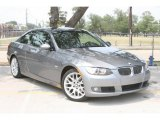 2009 Space Grey Metallic BMW 3 Series 328xi Coupe #49799408