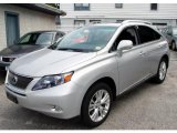 2010 Lexus RX 450h AWD Hybrid Data, Info and Specs