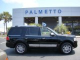 2008 Black Lincoln Navigator Luxury #49799235