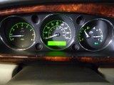 2005 Jaguar XJ XJ8 L Gauges