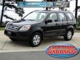 2006 Nighthawk Black Pearl Honda CR-V LX #49799599