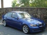 2008 Montego Blue Metallic BMW 3 Series 335i Sedan #49799080