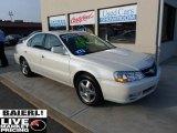 2003 White Diamond Pearl Acura TL 3.2 #49798910