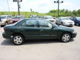 2002 Chevrolet Cavalier Forest Green Metallic