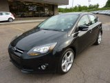 2012 Ford Focus Titanium 5-Door Data, Info and Specs