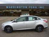 2012 Ingot Silver Metallic Ford Focus SE Sedan #49799257