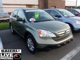2008 Green Tea Metallic Honda CR-V EX 4WD #49798917