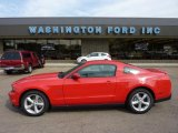 2011 Race Red Ford Mustang GT Premium Coupe #49799260
