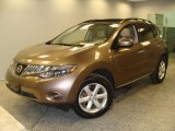 2009 Tinted Bronze Metallic Nissan Murano SL AWD #49799616