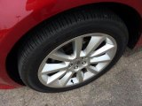 2010 Ford Flex Limited EcoBoost AWD Wheel