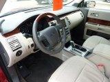 2010 Ford Flex Limited EcoBoost AWD Medium Light Stone Interior