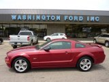 2006 Redfire Metallic Ford Mustang GT Premium Coupe #49799281