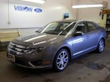 2010 Sterling Grey Metallic Ford Fusion SEL #49799639