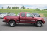 2004 Toyota Tundra SR5 TRD Access Cab Data, Info and Specs