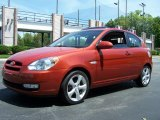 Hyundai Accent 2008 Data, Info and Specs