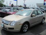 2008 Dune Pearl Metallic Ford Fusion SE #49799655