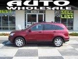2009 Tango Red Pearl Honda CR-V EX-L 4WD #49799318