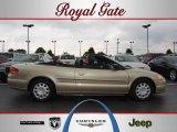 2005 Chrysler Sebring Linen Gold Metallic