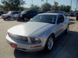 2009 Brilliant Silver Metallic Ford Mustang V6 Premium Coupe #49799663