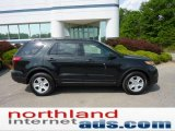 2011 Tuxedo Black Metallic Ford Explorer FWD #49798993
