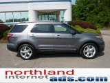 2011 Sterling Grey Metallic Ford Explorer Limited #49798994