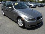 2010 Space Gray Metallic BMW 3 Series 328i Sedan #49799365