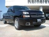 2006 Black Chevrolet Silverado 1500 Intimidator SS #49799496