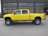 2007 GMC Sierra 2500HD Fleet Yellow