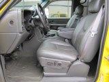 2007 GMC Sierra 2500HD Classic SLT Crew Cab 4x4 Medium Gray Interior