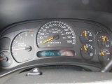 2007 GMC Sierra 2500HD Classic SLT Crew Cab 4x4 Gauges