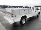 2011 GMC Sierra 2500HD Work Truck Extended Cab Chassis Utility Data, Info and Specs
