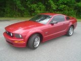 2005 Redfire Metallic Ford Mustang GT Premium Coupe #49799524
