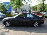 2005 Jet Black BMW 3 Series 325xi Sedan #49799733