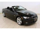 2008 Black Sapphire Metallic BMW 3 Series 335i Convertible #49856512