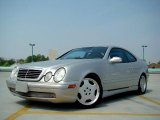 2002 Mercedes-Benz CLK 55 AMG Coupe