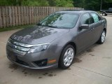2011 Sterling Grey Metallic Ford Fusion SE #49856527