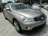Infiniti EX 2008 Data, Info and Specs