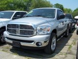 2008 Mineral Gray Metallic Dodge Ram 1500 Big Horn Edition Quad Cab 4x4 #49856534