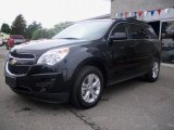 2011 Black Granite Metallic Chevrolet Equinox LT AWD #49856048