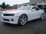 2010 Summit White Chevrolet Camaro SS/RS Coupe #49856049