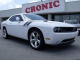 2011 Bright White Dodge Challenger R/T #49856213