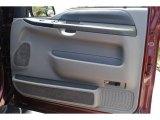 1999 Ford F350 Super Duty XLT SuperCab 4x4 Door Panel