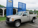 2007 Chevrolet Silverado 1500 Work Truck Regular Cab